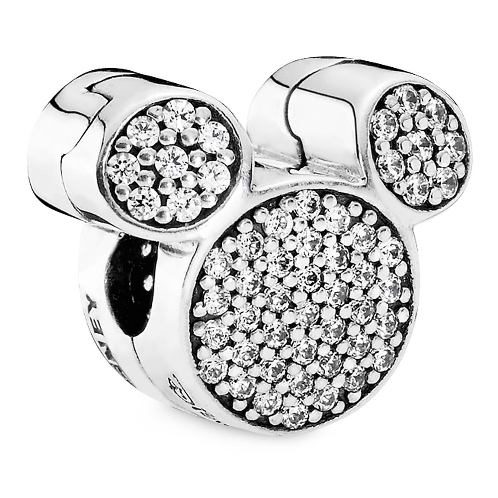 Mickey Mouse Ears Clip by Pandora Jewelry
