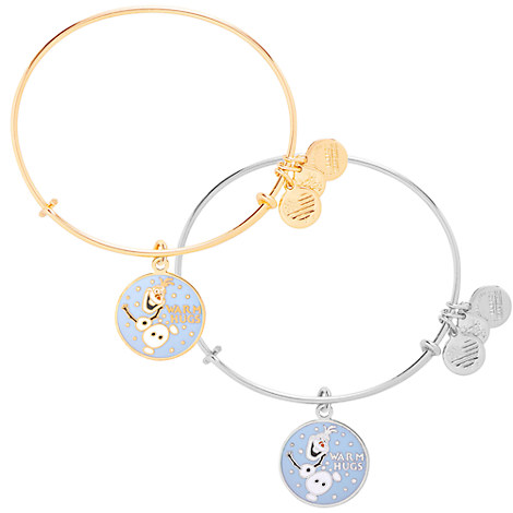 Olaf Bangle by Alex and Ani