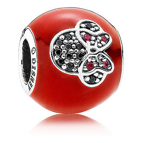 I ♥ Minnie Mouse Charm by PANDORA