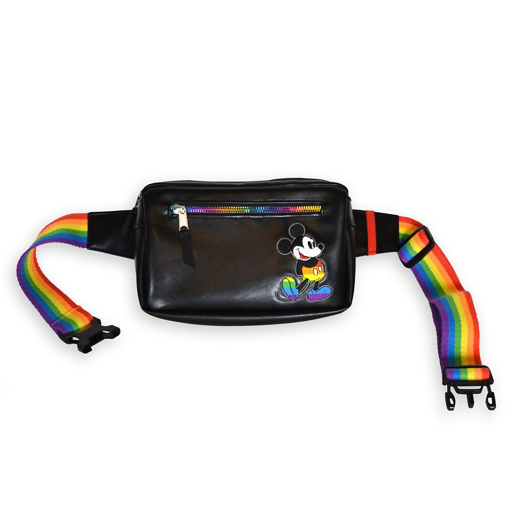 Mickey Mouse Belt Bag – Rainbow Disney Collection
