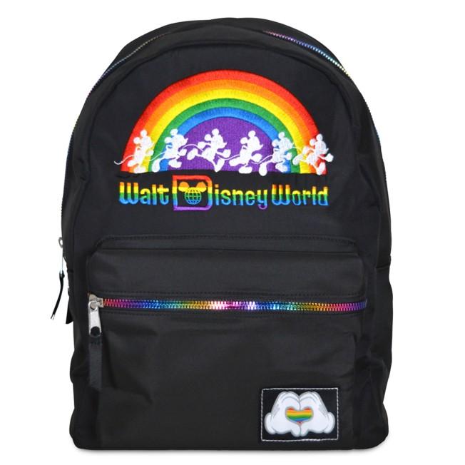 Mickey Mouse Backpack – Walt Disney World – Rainbow Disney Collection