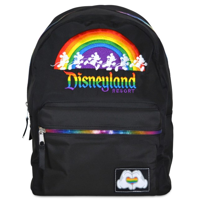 Mickey Mouse Backpack – Disneyland – Rainbow Disney Collection