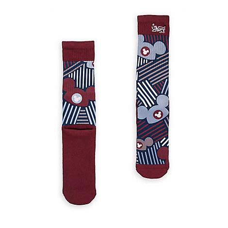 Twenty Eight & Main Mickey Mouse Ear Hat Socks for Men - Medium