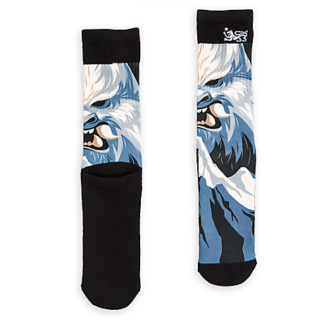 Twenty Eight & Main Expedition Everest Yeti Socks - Large