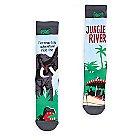 Twenty Eight & Main Jungle Cruise Socks for Men - Medium