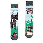 Twenty Eight & Main Jungle Cruise Socks for Men - Large