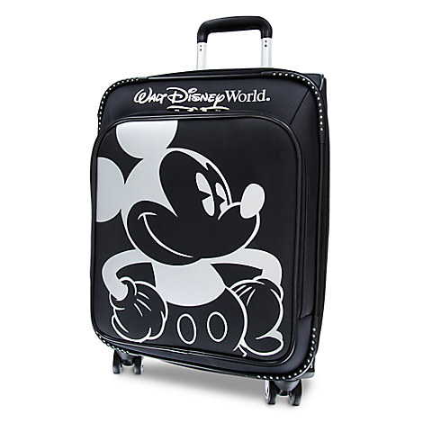Mickey Mouse Rolling Luggage - 20'' - Walt Disney World