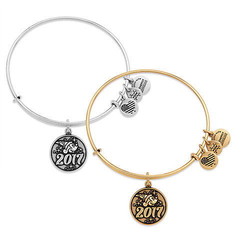 Sorcerer Mickey Mouse 2017 Bangle by Alex and Ani