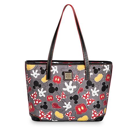 Best of Mickey Mouse Tote Bag by Dooney & Bourke