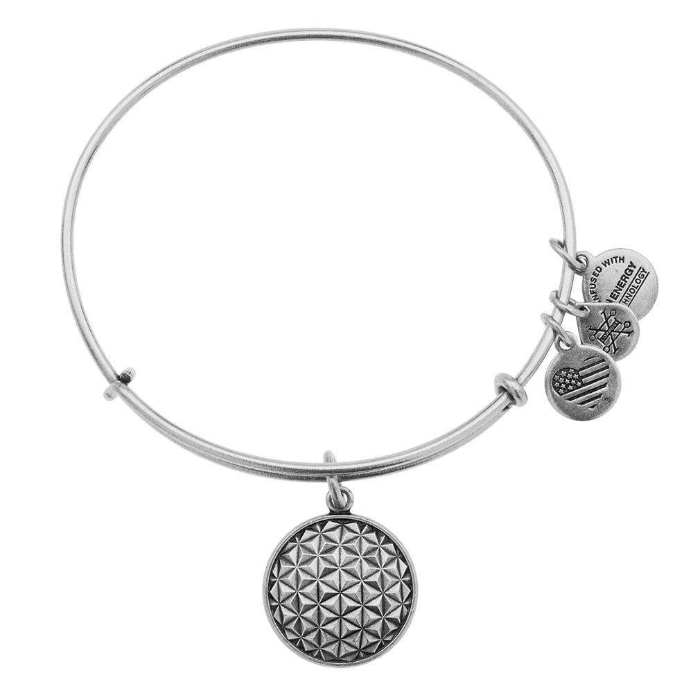 Epcot Bangle by Alex and Ani – Walt Disney World
