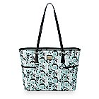 Mickey Mouse Geo Floral Shopper Tote by Dooney & Bourke