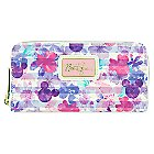 Mickey and Minnie Mouse Icons Floral Wallet - Disney Boutique