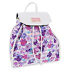 Mickey and Minnie Mouse Icons Floral Backpack - Disney Boutique