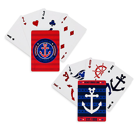 Disney Cruise Line Playing Cards - Duel Deck