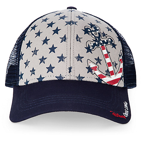 Disney Cruise Line Americana Trucker Hat