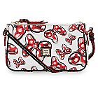 Minnie Mouse Bow Crossbody Pouchette by Dooney & Bourke