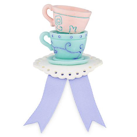 Alice in Wonderland Teacup Hair Clip