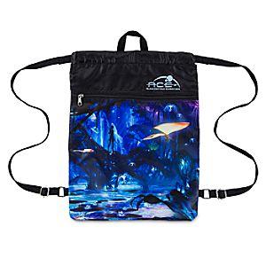 Disney Store Pandora  -  The World Of Avatar Cinch Backpack