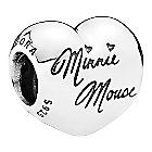 Minnie Mouse Signature Charm by PANDORA