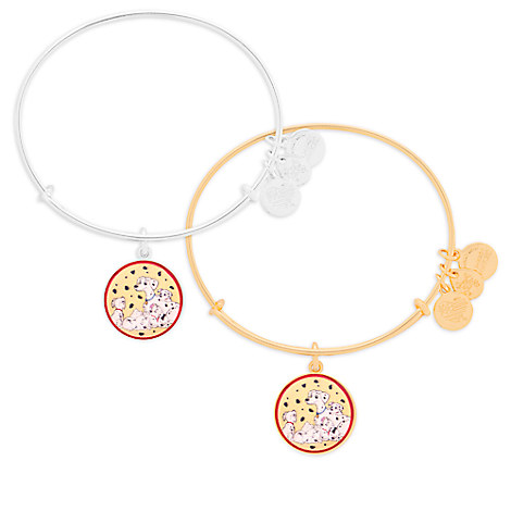 101 Dalmatians Bangle by Alex and Ani