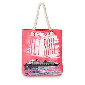 Disney Cruise Line Set Sail Tote Bag