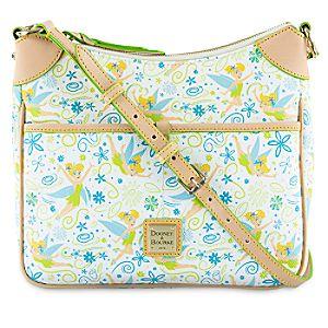 Tinker Bell Floral Crossbody Bag by Dooney & Bourke