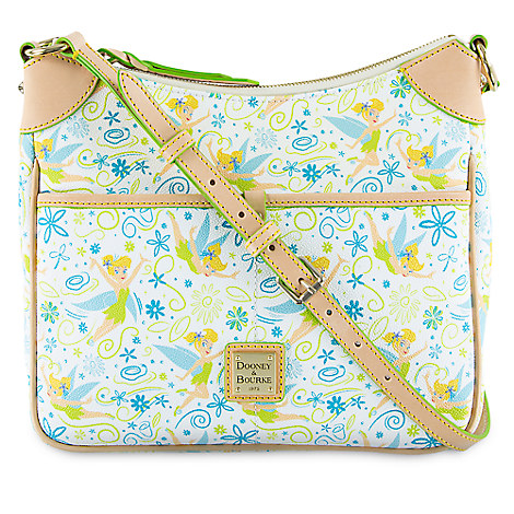 Tinker Bell Floral Crossbody Bag by Dooney & Bourke