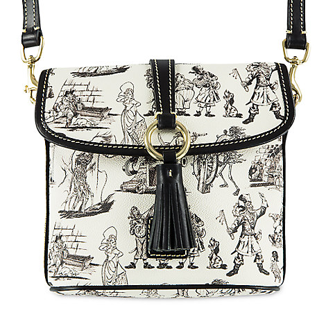 Pirates of the Caribbean Crossbody Bag by Dooney & Bourke