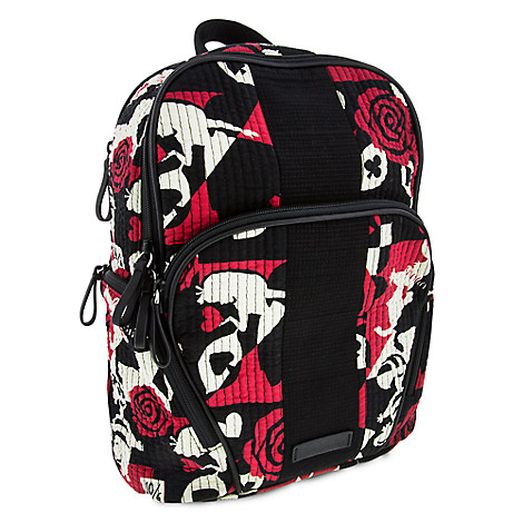 Alice in Wonderland Painting the Roses Red Kirby Backpack by Vera Bradley