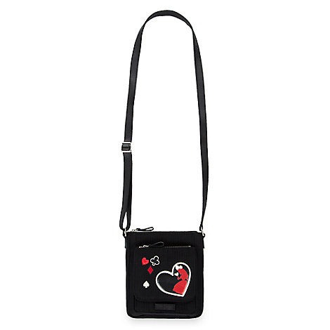 Alice in Wonderland Painting the Roses Red Mini Hipster Bag by Vera Bradley
