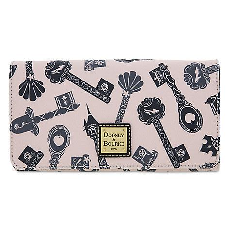 Disney Princess ''Keys'' Crossbody Wallet by Dooney & Bourke