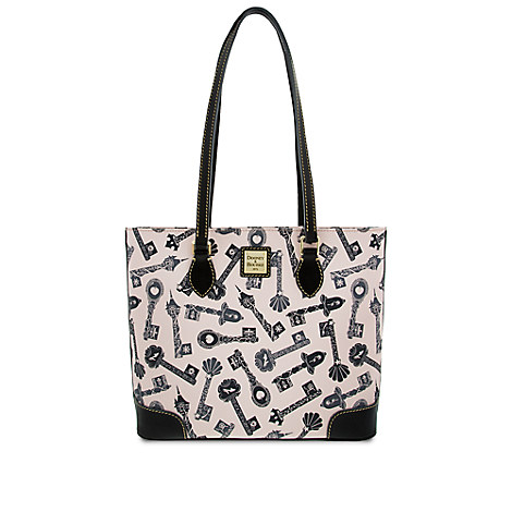 Disney Princess ''Keys'' Shopper Tote by Dooney & Bourke