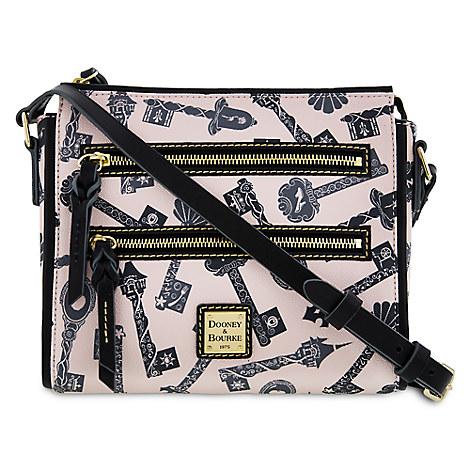 Disney Princess ''Keys'' Crossbody Bag by Dooney & Bourke