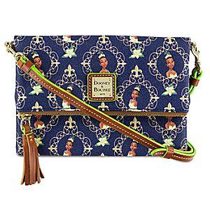 Tiana Foldover Zip Crossbody Bag by Dooney & Bourke
