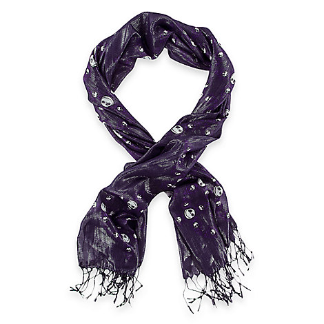 Jack Skellington Lace Scarf