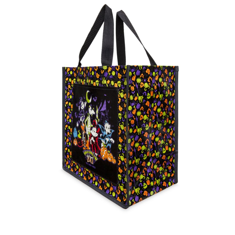 Halloween Mickey and Friends Bag