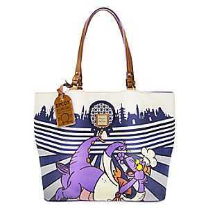 Figment Tote By Dooney & Bourke - Epcot International Food & Wine Festival 2017