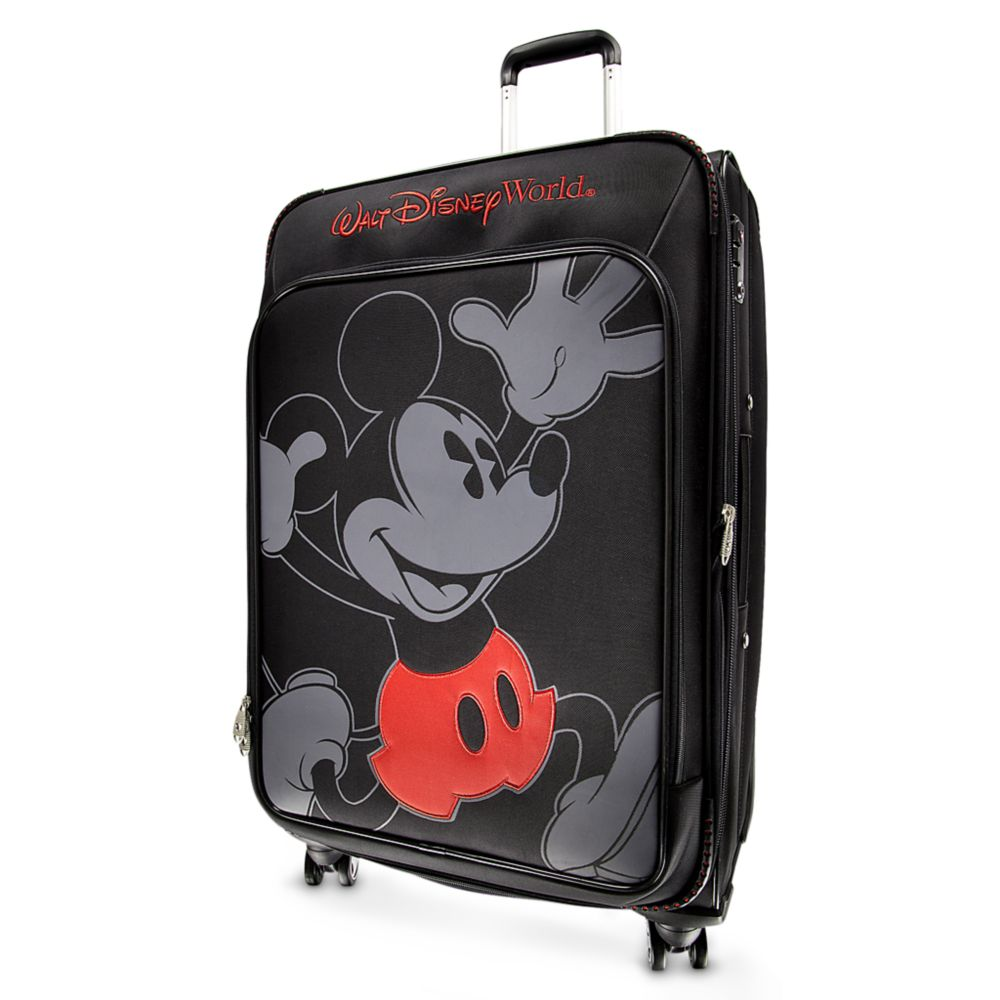 Mickey Mouse Timeless Rolling Luggage – 29'' – Walt Disney World