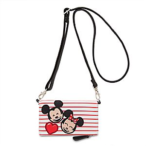 Disney Parks Emoji Crossbody Bag by Disney Boutique
