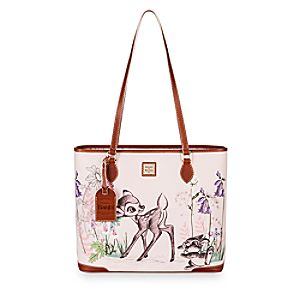 Bambi Shopper Tote by Dooney & Bourke