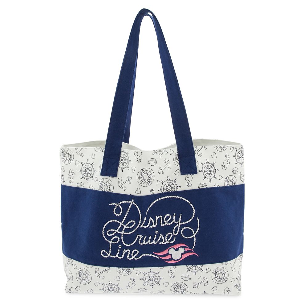 Minnie Mouse Tote Bag – Disney Cruise Line