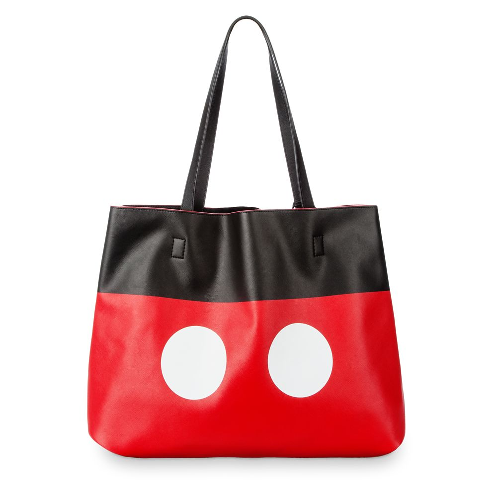 I Am Mickey Mouse Reversible Tote Bag