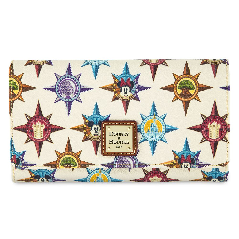 Parks Passport Crossbody Wallet by Dooney & Bourke – Walt Disney World