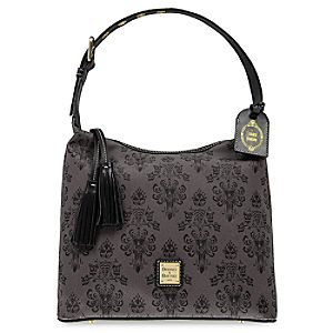 The Haunted Mansion Hobo Bag by Dooney & Bourke