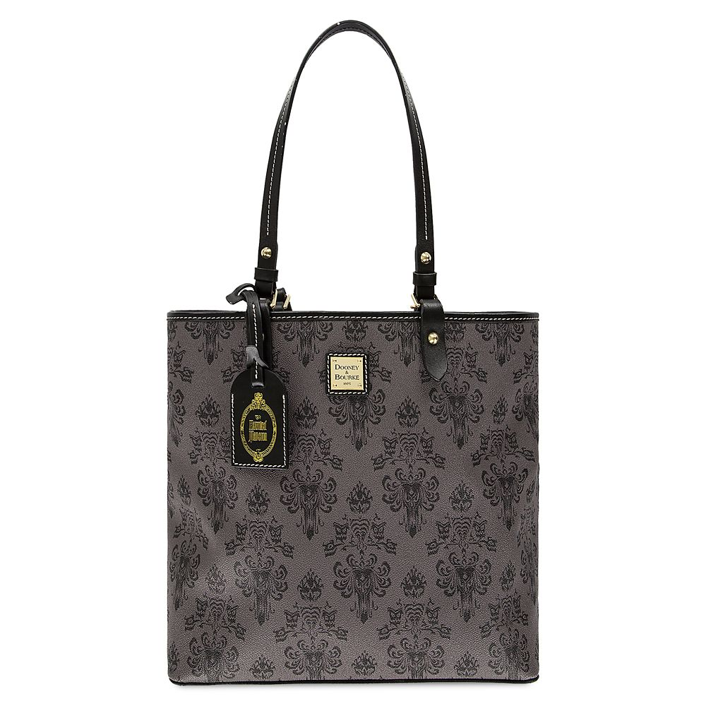 The Haunted Mansion Tote by Dooney & Bourke