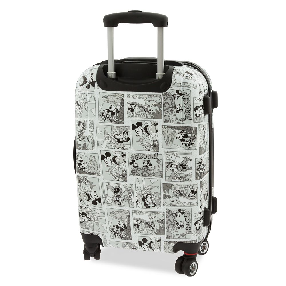 Mickey Mouse Comic Luggage – Small