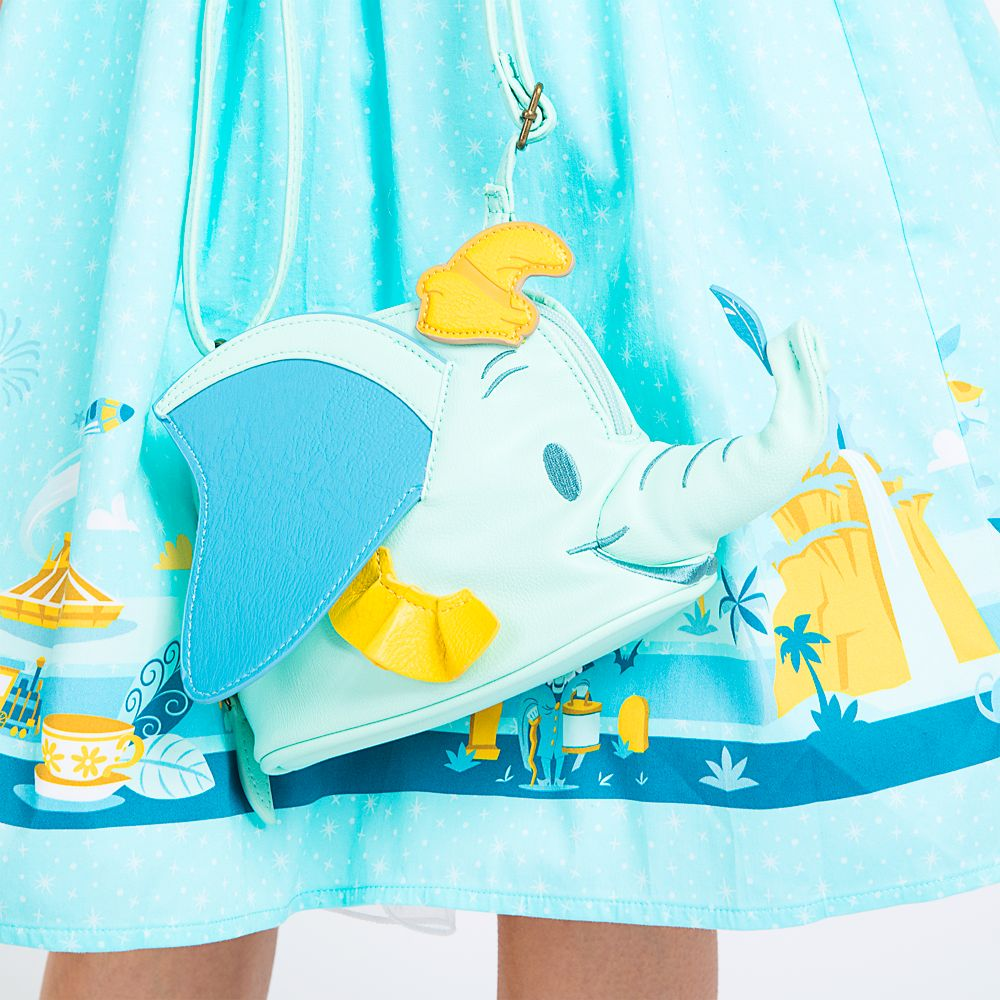 Dumbo Faux Leather Bag