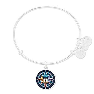 Mickey Mouse Compass Bangle by Alex and Ani - Walt Disney World