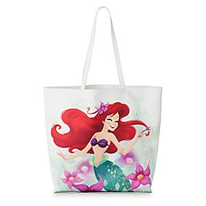 52200b64 Ariel and Belle Reversible Tote Bag – Disney Princess Mystique Price: $44.99