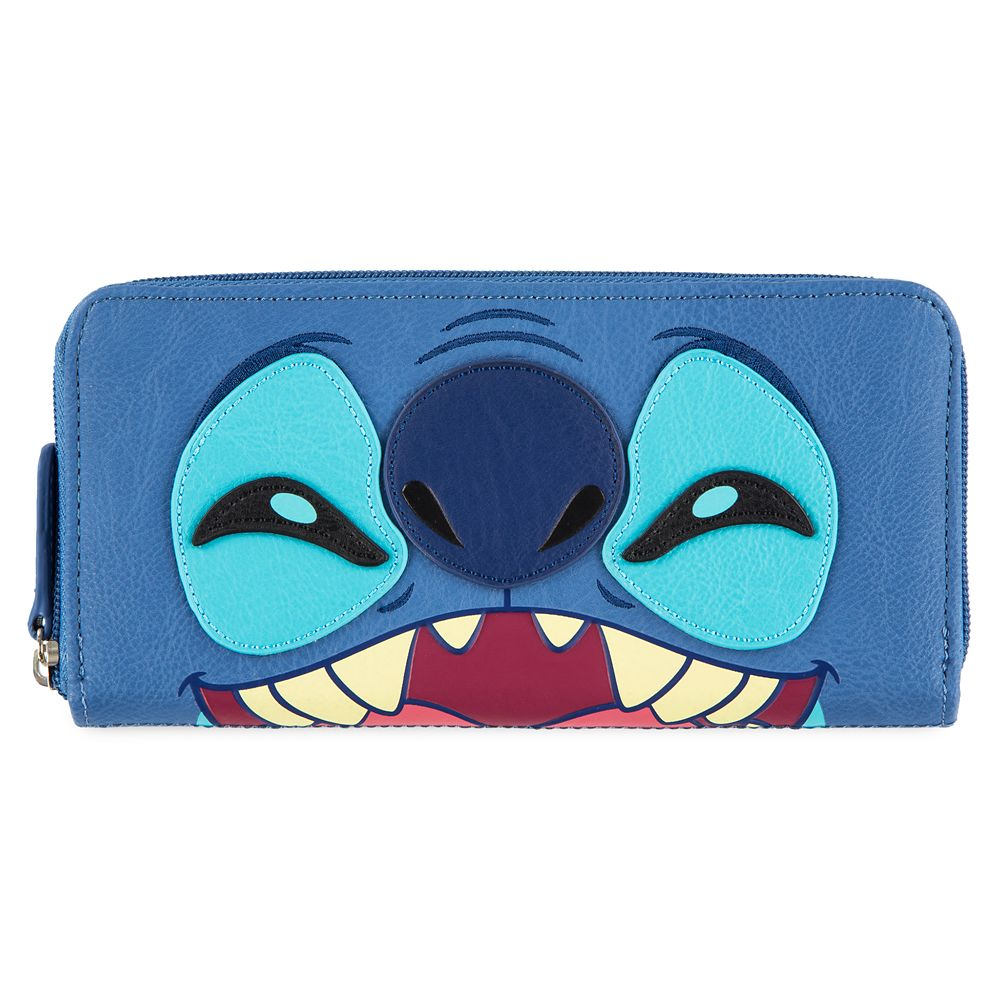 Stitch Zip-Around Wallet by Loungefly